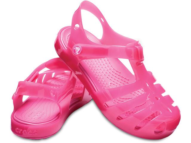 Crocs Isabella PS - Sandales Enfant - rose